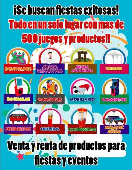 Renta De Brincolines, Mobiliario, Toldos Y Mas Guadalajara