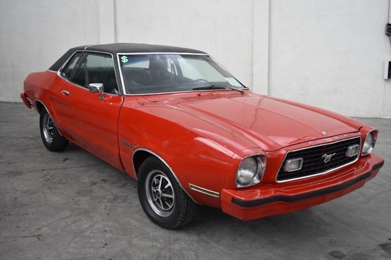 Ford Mustang 1977 Hardtop V8 Nacional