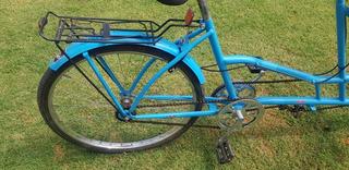 Bicicleta Tandem Doble Rodado 26