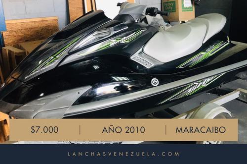 Moto De Agua Yamaha Fx Sho Lv774