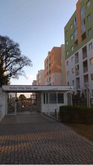 Apartamento De 02 Dormitórios/suíte No Campo Comprido!!