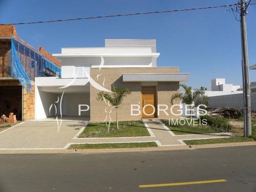 Casa À Venda Em Condomínio Villa Lobos - Ca006543