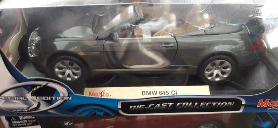 Miniatura De Veículo Bmw 645