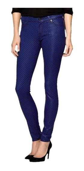 Seven For All Mankind Jeans Skinny Para Dama 29r. True, R&r.