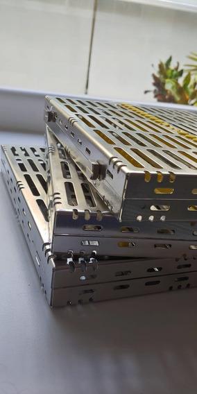 Cassette Para Cirugia Hu-friedy C/espacio De 16 Instrumentos