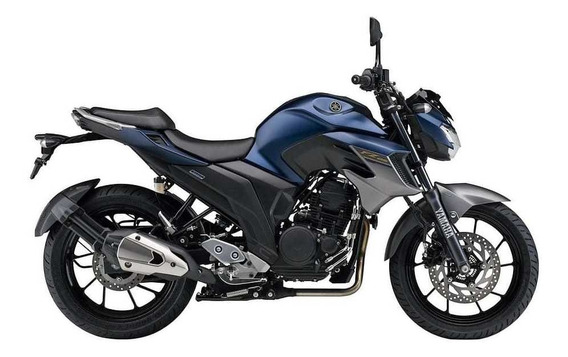 Yamaha Fz 25 0km En Marellisports, 12 Cuotas Sin Interes