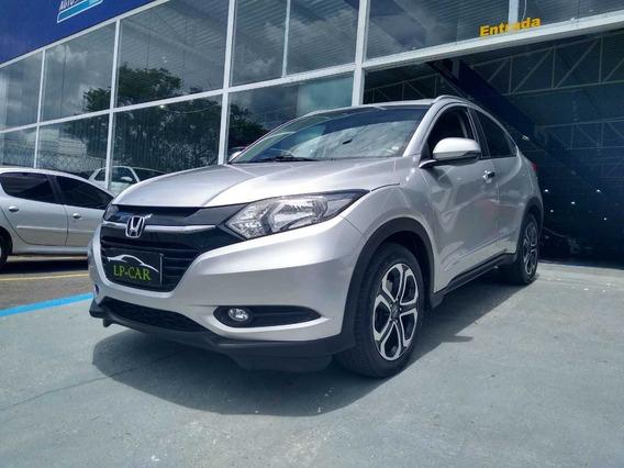 Honda Hr-v Exl 2016 Top De Linha (único Dono)