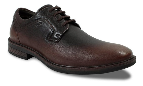 Sapato Masculino Ferracini Clear Ba Em Couro 4446-574h