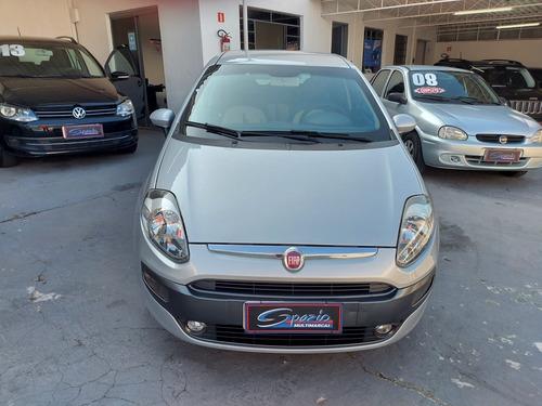 Imagem 1 de 11 de Fiat Punto 1.6 Essence 2012/2013 ( 47.000kn / Blindado )