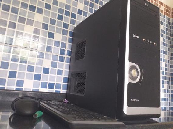Cpu Pc Amd Athlon (tm) 64x2 Dual Core + Multifuncional Hp.