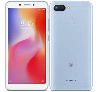 Xiaomi Redmi 6 Global 3gb Ram 32gb - Capa C/nota Fiscal