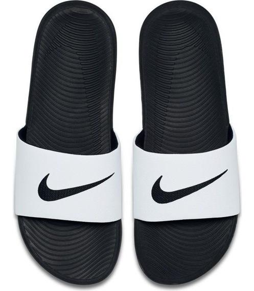 Chinelo Nike Kawa Slide + 2 Kits De Meias Nike (3 Pares Cada Kit)