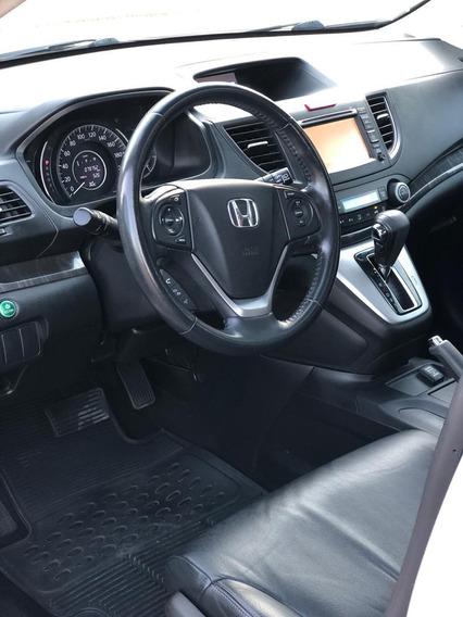 Honda Cr-v Elx 4wd 12/12 Original Impecável Segundo Dono