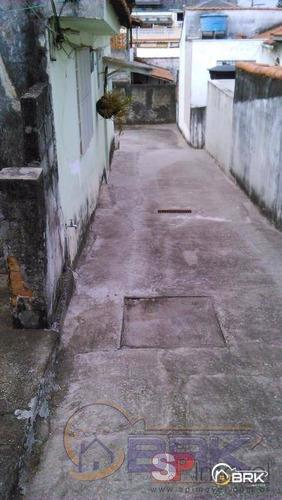 Imagem 1 de 7 de Terreno À Venda, 400 M² Por R$ 1.600.000,00 - Vila Granada - São Paulo/sp - Te0056