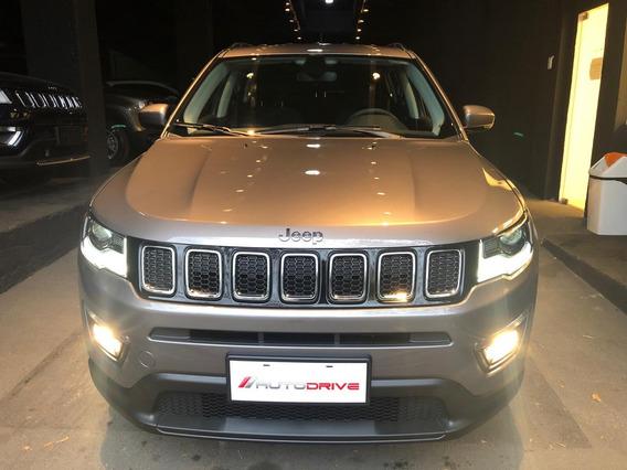 Jeep Compass 2.4 Sport Automática Anticipo + Cuotas 0%