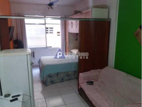 Imagem 1 de 20 de Apartamento Conjugado À Venda, Copacabana - Rio De Janeiro/rj - 3466