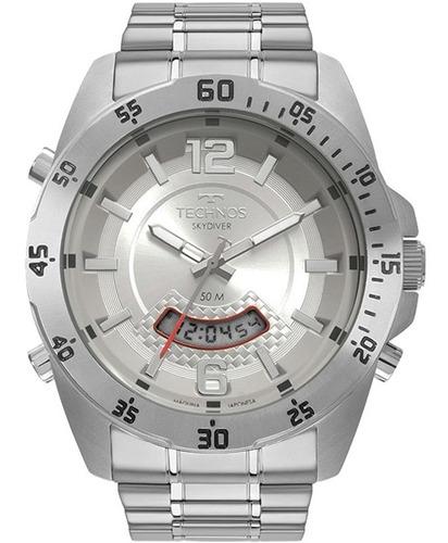 Relógio Technos Masculino Skydiver T205jk/1k