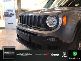 Jeep Renegade Wild 1.8 0km Entrega Inmediata Motorville