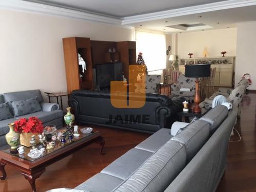 Apartamento Para Venda No Bairro Perdizes Em São Paulo - Cod: Ja1331 - Ja1331