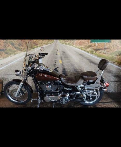 Harley-davidson Dyna Superglide Cust