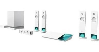 Home Theather Sony Bdv-n7100 Blu Ray 3d Smart Wi-fi Integrad