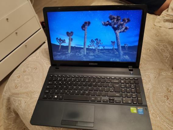 Notebook Samsung Gamer I5 Nvidia Np270e5k