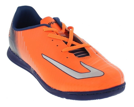 Tênis Topper 534 281 Masculino Sport Ultra Indoor Laranja
