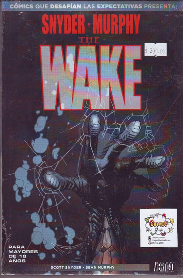 Comic Vertigo The Wake Snyder * Murphy Español Televisa