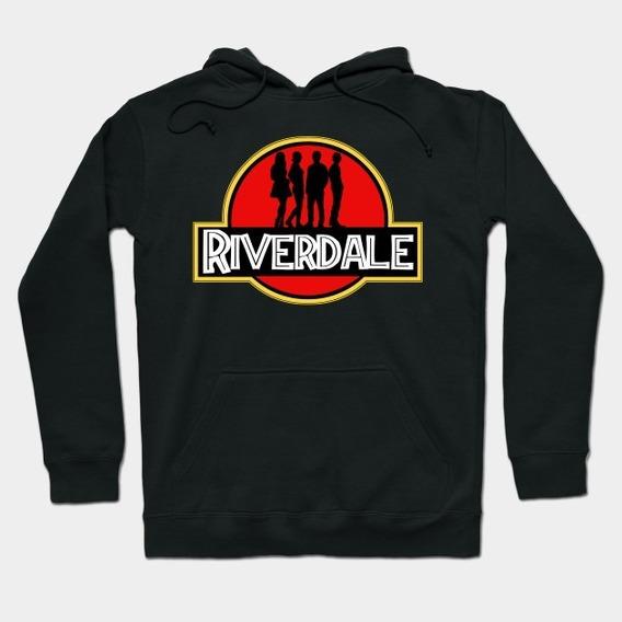 Sudadera Con Capucha Riverdale Vixens Serie Televisión