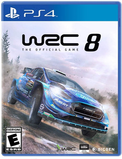 World Rally Championship 8 Wrc 8 Ps4 Delivery Stock Ya