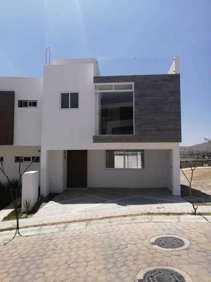 Casa En Venta Parque Mediterraneo Lomas Angelopolis Puebla