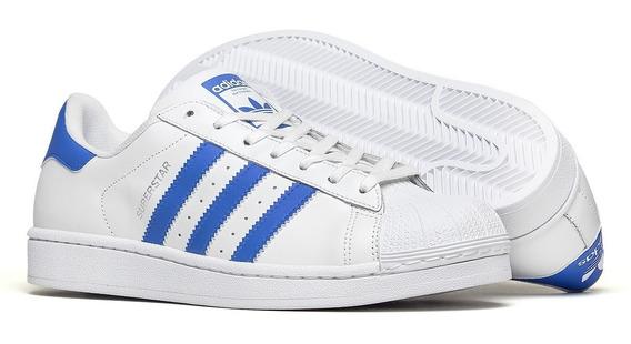 Tênis adidas Superstar Branco Frete Grátis 12x S/ Juros