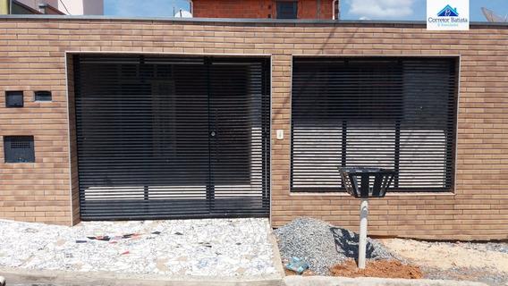 Casa A Venda No Bairro Residencial Cosmos Em Campinas - Sp. - 1619-1