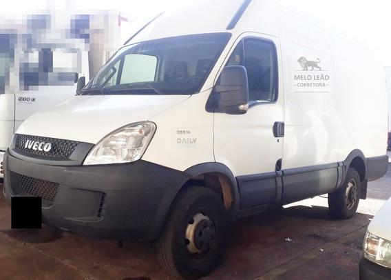 Daily Gran Furgone 35s14 - 13/14 - Frigorifico Fiber Truck