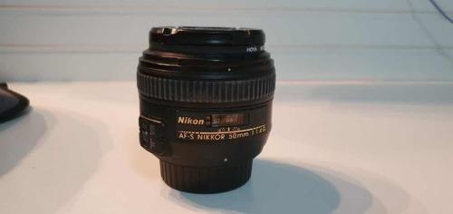 50mm Lente Nikon