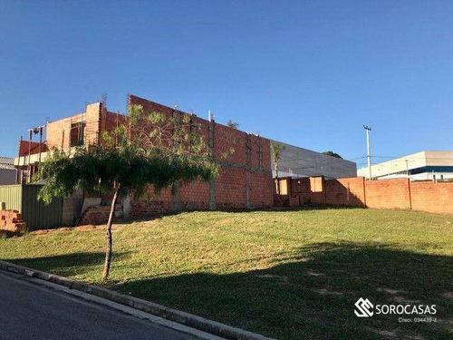 Imagem 1 de 4 de Terreno À Venda, 282 M² Por R$ 276.000,00 - Ibiti Reserva - Sorocaba/sp - Te1103