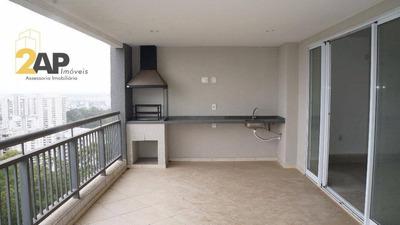 Apartamento Com 3 Suites À Venda, 122 M² Por R$ 787.000 - Vila Andrade - São Paulo/sp - Ap0114