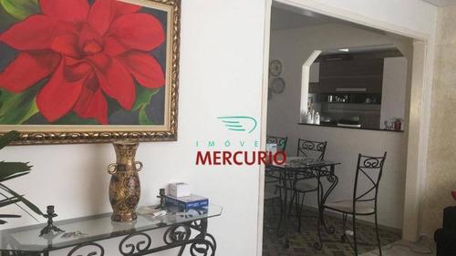 Casa Com 2 Dormitórios À Venda, 140 M² Por R$ 230.000,00 - Jardim Progresso - Bauru/sp - Ca3026