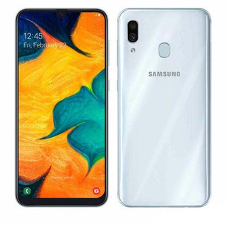 Samsung Galaxy A30 6,4 4g 64gb 16mp 5mp Sm-a305gzwbzto