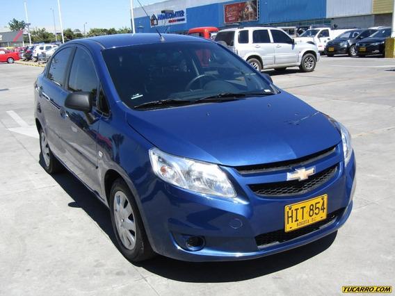 Chevrolet Sail Ls Mt Aire Acondicionado
