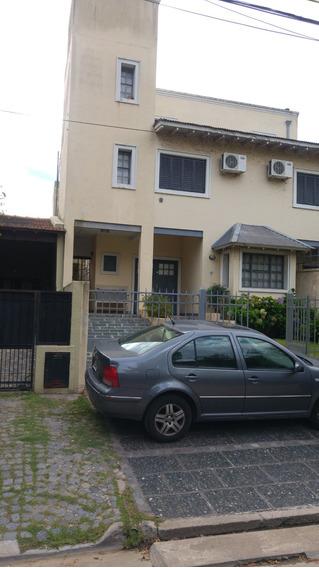 San Isidro Casa En El Bajo Lote 10 X 35 Pileta Buen Jardín