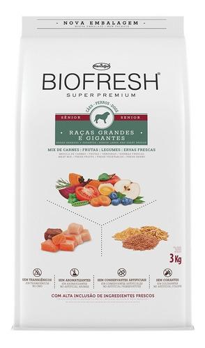 Alimento Perro Biofresh Senior Razas Grandes 15kg + Envío