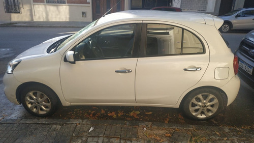Nissan March Extra Full Automatico 2015 Advance 1600