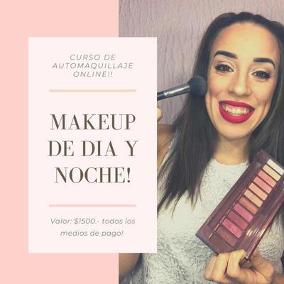 Curso De Automaquillaje Online. Maquillaje De Día Y Noche!