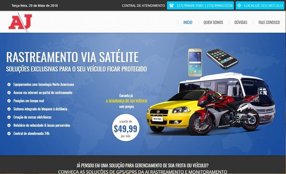 Site Para Empresas De Rastreamento Veicular Repositivo
