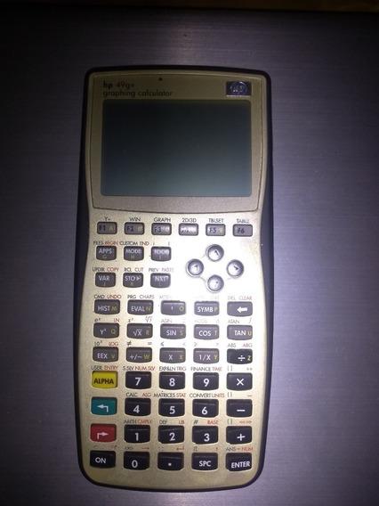 Calculadora Hp 49g+ (usada)