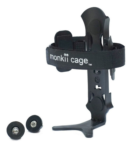 Imagen 1 de 9 de Porta Anfora Botella De Agua Bicicleta Monkii Cage V Mtb