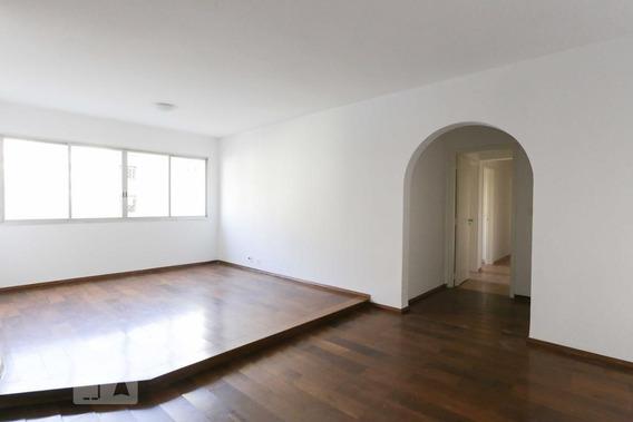 Apartamento No 3º Andar Com 3 Dormitórios E 2 Garagens - Id: 892950111 - 250111