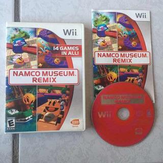 Namco Museum Remix Juegazo Completo Para Tu Wii Chécalo
