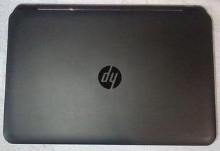 Laptop Hp 250g2 Ci3-3110m 4gb 500gb Dvdsm 15.6 Win 8.1 Pro64